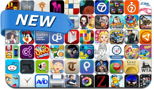 Newly Released iPhone & iPad Apps - May 31