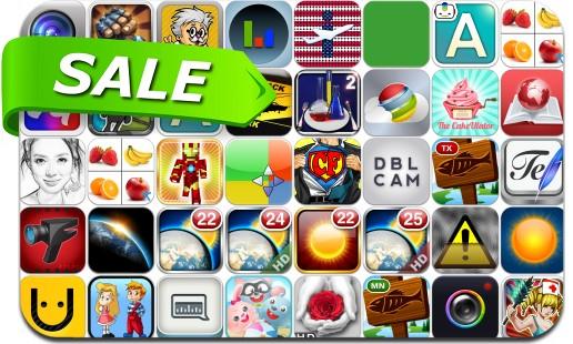 iPhone & iPad App Price Drops - May 22