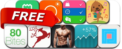 iPhone & iPad Apps Gone Free - December 13, 2015