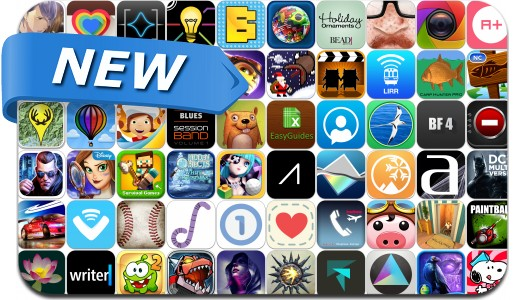 Newly Released iPhone & iPad Apps - December 20