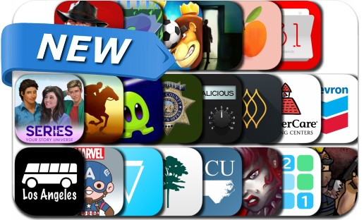 Newly Released iPhone & iPad Apps - April 25, 2019
