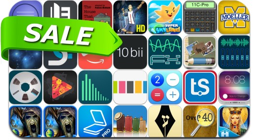 iPhone & iPad App Price Drops - August 20, 2014