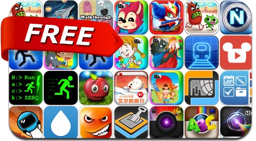 iPhone & iPad Apps Gone Free - February 3, 2014