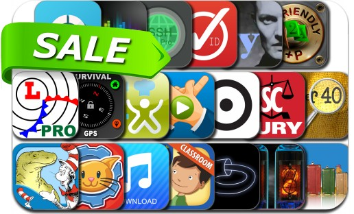 iPhone & iPad App Price Drops - September 24, 2014