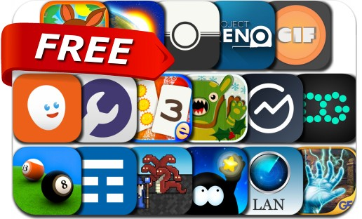 iPhone & iPad Apps Gone Free - July 10, 2017