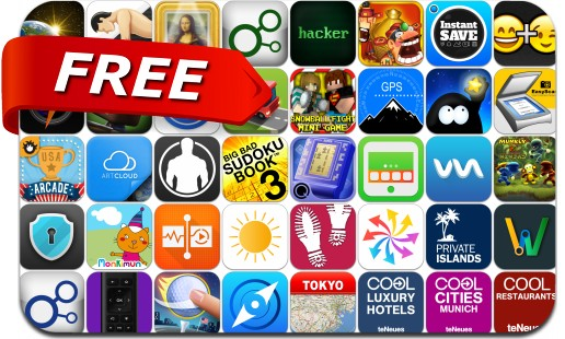iPhone & iPad Apps Gone Free - December 19, 2014