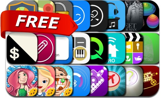 iPhone & iPad Apps Gone Free - January 1, 2021
