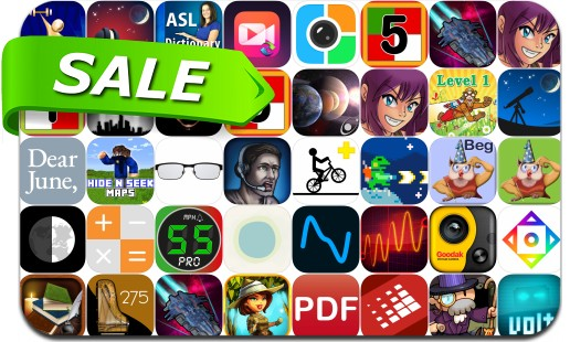 iPhone & iPad App Price Drops - November 4, 2019