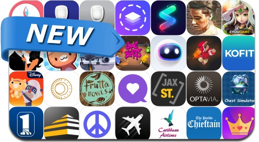 Newly Released iPhone & iPad Apps - July 25, 2019