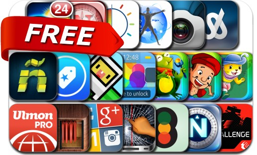iPhone & iPad Apps Gone Free - May 25, 2014