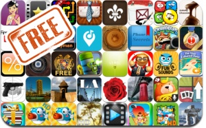 iPhone and iPad Apps Gone Free - August 7