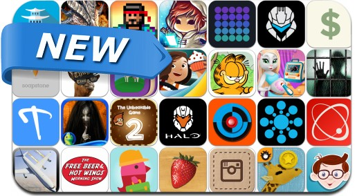 Newly Released iPhone & iPad Apps - April 17, 2015