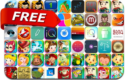iPhone & iPad Apps Gone Free - August 29, 2014