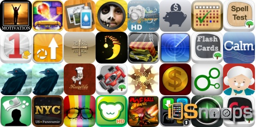 iPhone and iPad Apps Gone Free - March 19 Roundup