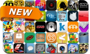 Newly Released iPhone and iPad Apps - January 17