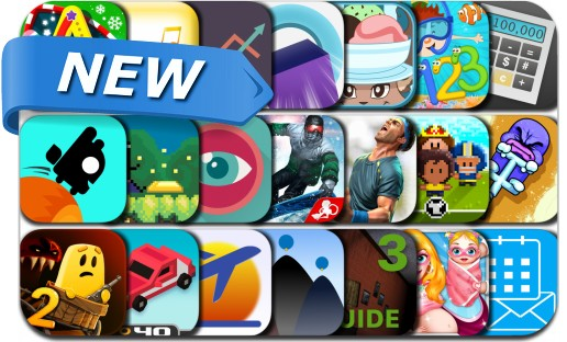 Newly Released iPhone & iPad Apps - November 28, 2015