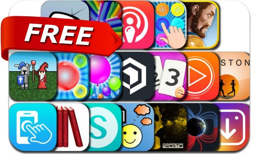 iPhone & iPad Apps Gone Free - April 16, 2018