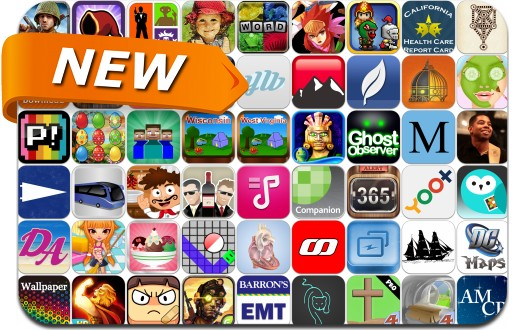 Newly Released iPhone & iPad Apps - March 28