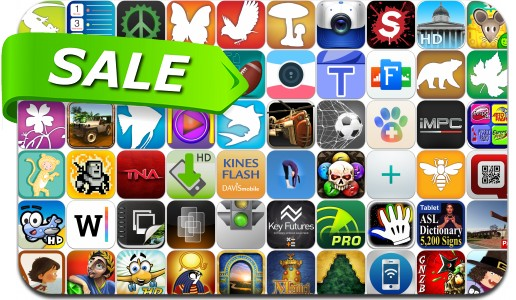 iPhone & iPad App Price Drops - June 27, 2014