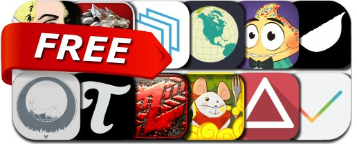 iPhone & iPad Apps Gone Free - October 8, 2015