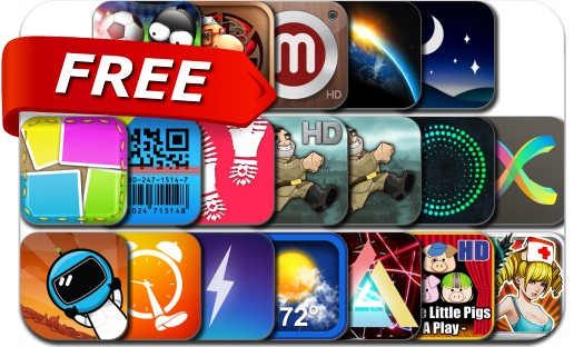 iPhone & iPad Apps Gone Free - July 20, 2014