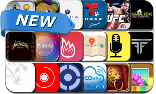 Newly Released iPhone & iPad Apps - April 22, 2015
