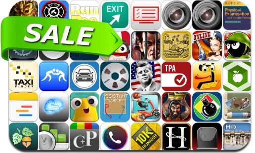 iPhone & iPad App Price Drops - November 12