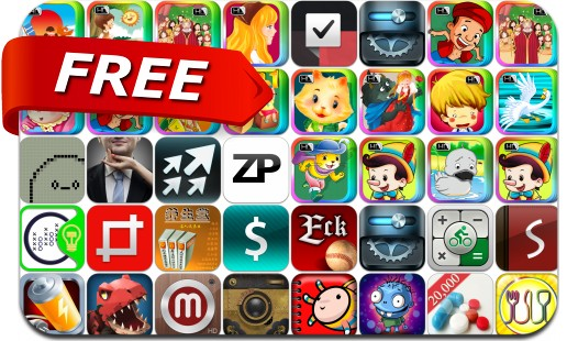 iPhone & iPad Apps Gone Free - September 23