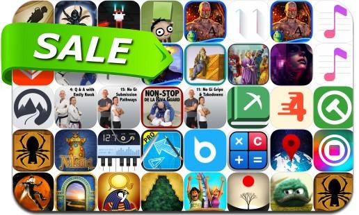 iPhone & iPad App Price Drops - August 31, 2016