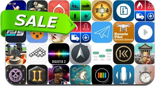 iPhone & iPad App Price Drops - July 12, 2021