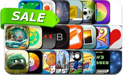 iPhone & iPad App Price Drops - September 26, 2016