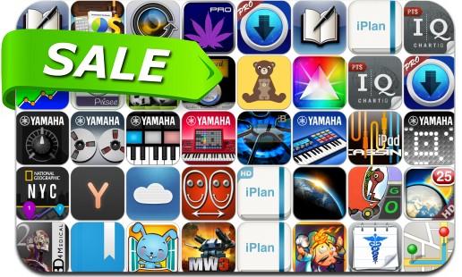 iPhone & iPad App Price Drops - August 7
