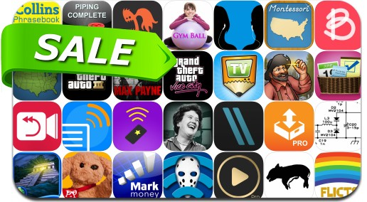iPhone & iPad App Price Drops - September 22, 2015