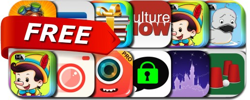 iPhone & iPad Apps Gone Free - August 15, 2015