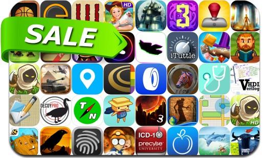 iPhone & iPad App Price Drops - October 30, 2015