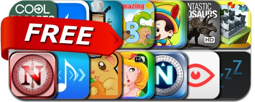 iPhone & iPad Apps Gone Free - October 12, 2014