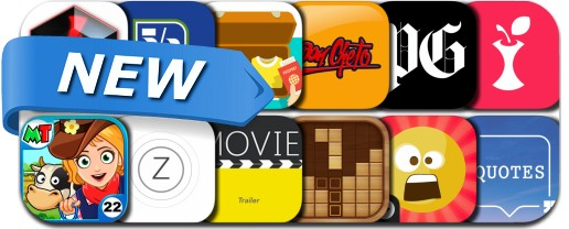 Newly Released iPhone & iPad Apps - September 28, 2017
