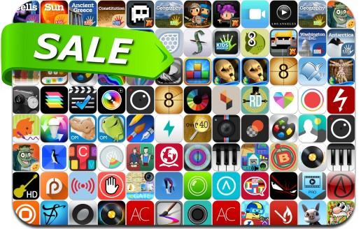 iPhone & iPad App Price Drops - October 8, 2014