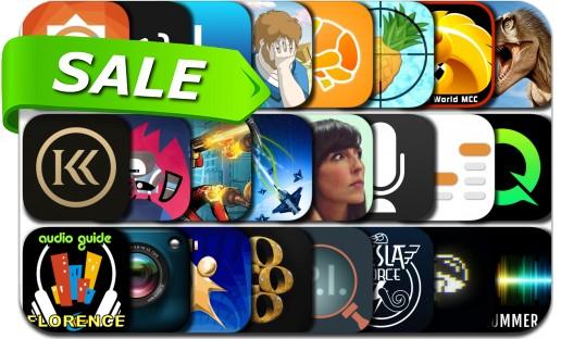 iPhone & iPad App Price Drops - October 18, 2021