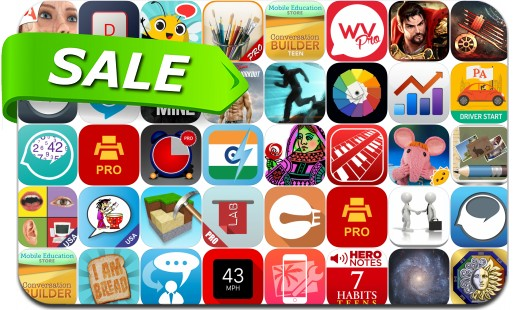 iPhone & iPad App Price Drops - November 12, 2015