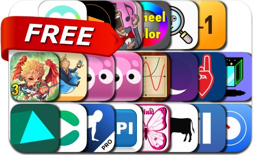 iPhone & iPad Apps Gone Free - December 9, 2019