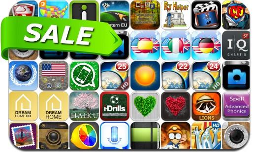 iPhone & iPad App Price Drops - April 22