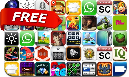 iPhone & iPad Apps Gone Free - July 17