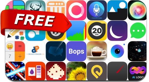 iPhone & iPad Apps Gone Free - November 9, 2020