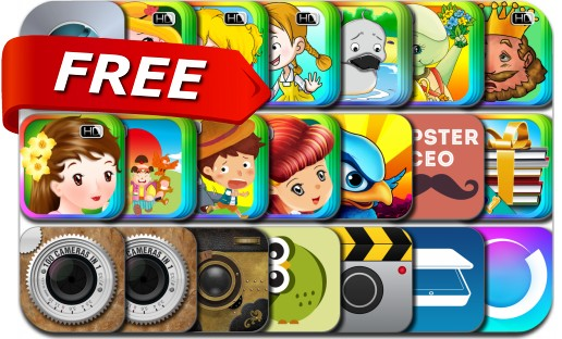 iPhone & iPad Apps Gone Free - August 18, 2014