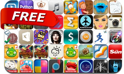 iPhone & iPad Apps Gone Free - August 1
