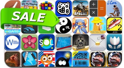 iPhone & iPad App Price Drops - October 17, 2014