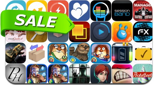 iPhone & iPad App Price Drops - February 10, 2016