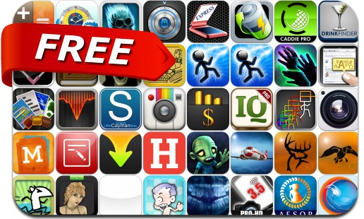 iPhone & iPad Apps Gone Free - February 28