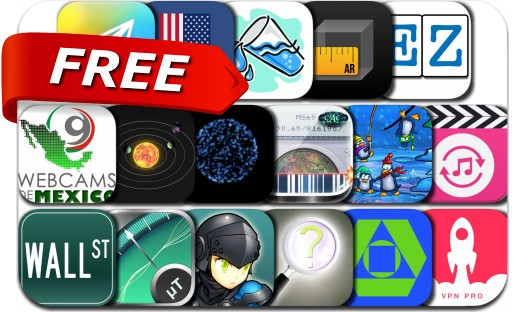 iPhone & iPad Apps Gone Free - July 16, 2018